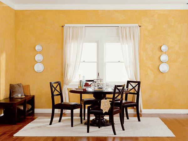 Dipingere casa brescia desenzano del garda idee decorare - Stucchi decorativi per pareti ...