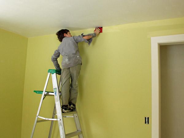 Pitturare casa brescia montichiari tinteggiatura pareti - Idee per tinteggiare casa ...